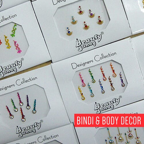 bindi-body-decor