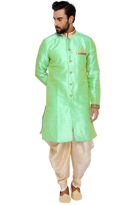 9ca64f8775 RupaliOnline - indian pakistani begali style party wear mens kurta ...