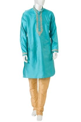 f093ae4451 RupaliOnline - indian pakistani begali style party wear mens kurta ...