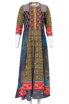 7dd7c9b25a RupaliOnline - designer tops kurtis indian pakistani cotton long tunics
